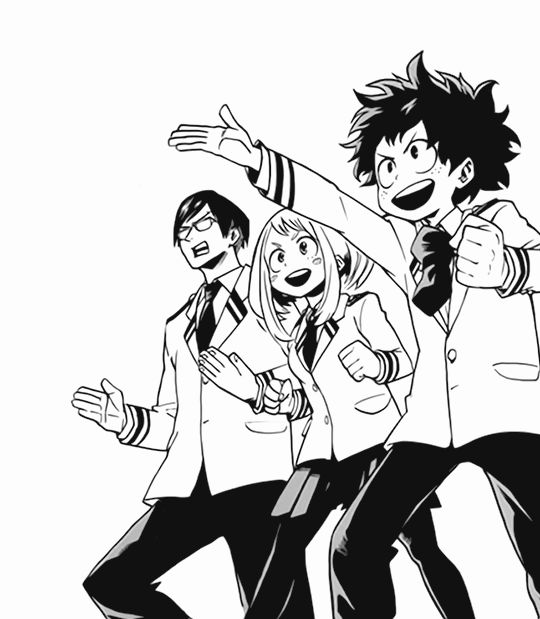 Confronting Biases In My Hero Academia I Have A Heroine Problem